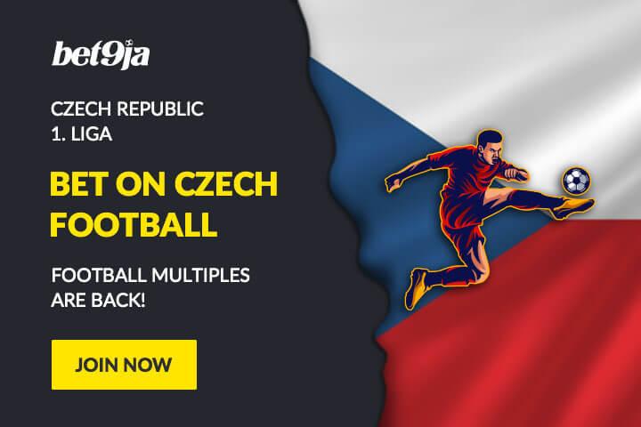 Bet9ja football multiples - Czech League