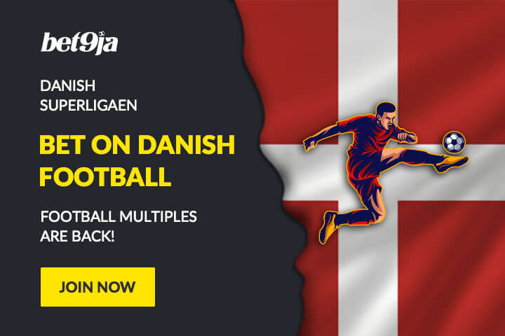 Bet9ja football multiples - Danish League