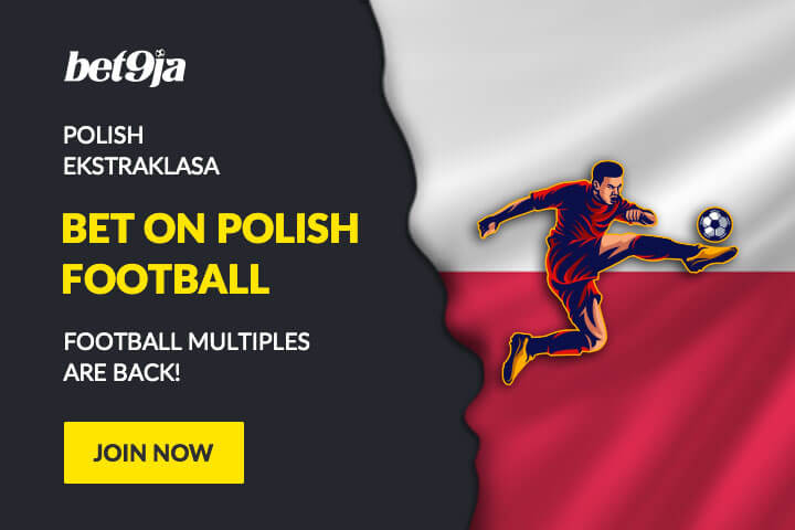 Bet9ja football multiples - Polish League
