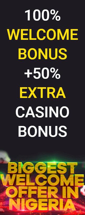 bet9ja welcome bonus