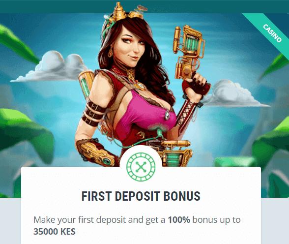22bet casino bonus